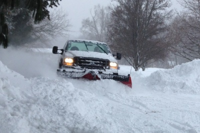 Snow Plowing, Sanding & Snow Removal