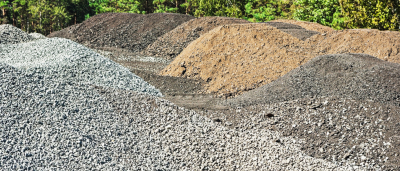 Sand, Gravel, Loam Sales & Delivery
